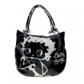 Handtas Betty Boop Fashion zwart