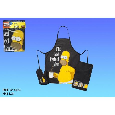 Set cocina Homer Simpson