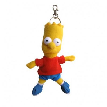 Llavero peluche Bart