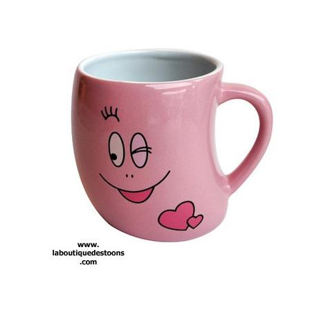 Mug Candyfloss Pink Hearts