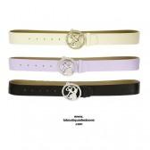 Cinturón mujer Soulful de Playboy - color: violeta - talla: L
