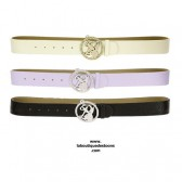 Ceinture femme Playboy Soulful - couleur : Beige - Taille : S