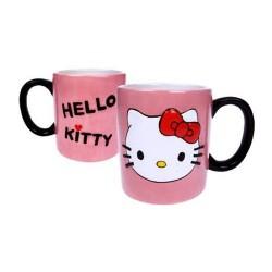 Mok 2D roze Hello Kitty