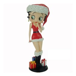 Estatuilla Betty Boop Christmas