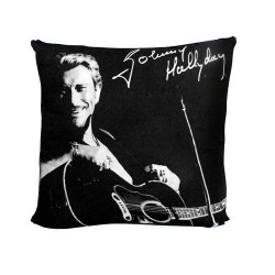 Cuscino di chitarra di Johnny Hallyday