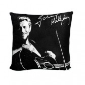Johnny Hallyday guitar cushion