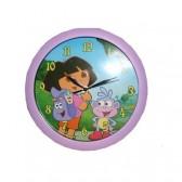 Orologio di Dora l'esploratrice Lilla 30 CM