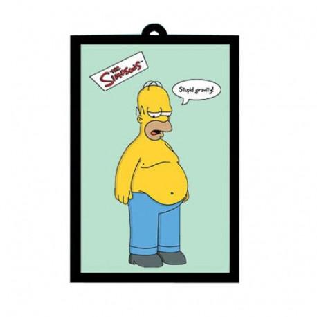 Spiegel-Homer Simpsons-Schwerkraft