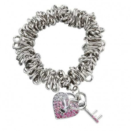 Playboy Charms heart bracelet