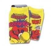 Cubierta de Spiderman rojo portátil