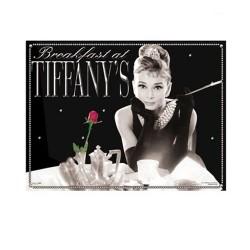 Audrey Hepburn mousepad