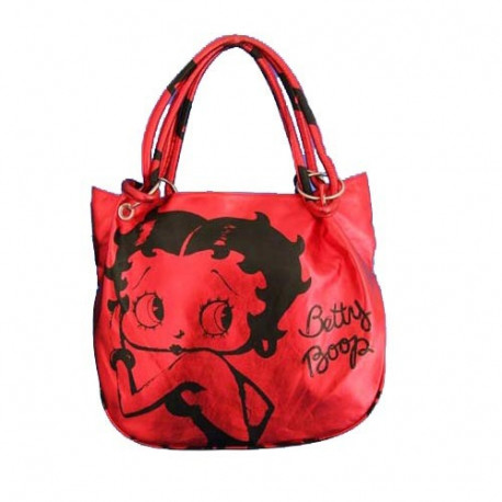Handtas Betty Boop Fashion Red