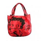 Betty Boop Fashion Red Handbag