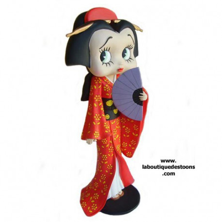 Betty Boop Chinees beeldje