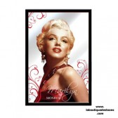 Miroir Marilyn Monroe Sublime