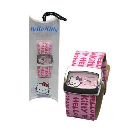 Hello Kitty mode toont