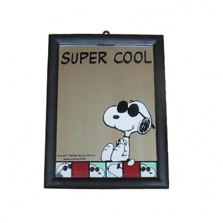 Spiegel Super Cool snoopy