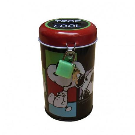 Snoopy piggy bank