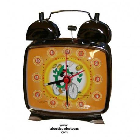 Clock spring snipe