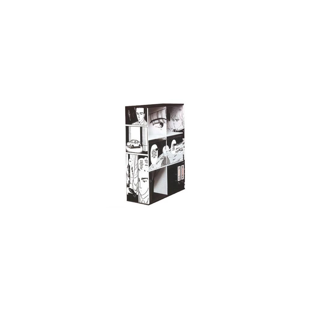 meuble casiers manga austin la boutique des toons. Black Bedroom Furniture Sets. Home Design Ideas