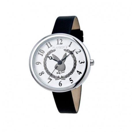 Horloge Playboy zwart