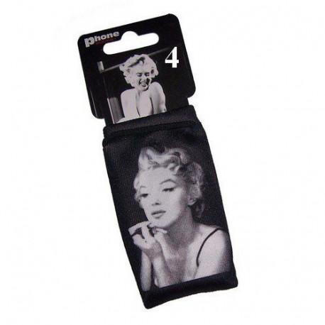 Socke Marilyn Monroe sinnlich zu decken