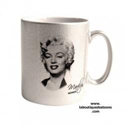 Dinero de Marilyn Monroe estrella taza