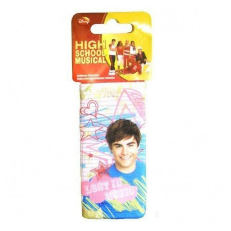 Cubierta de High school musical calcetín