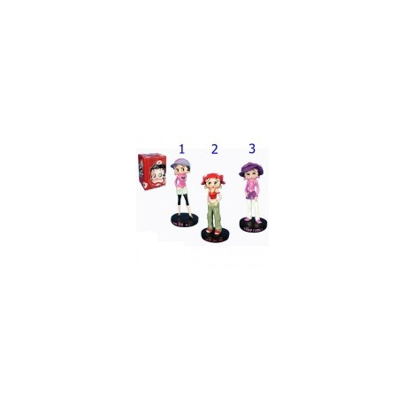 Figuras Betty Boop muy frío - número de modelo: modelo n ° 3