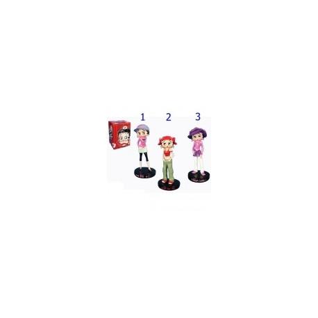 Figurines Betty Boop Trop cool - Numéro de Modèle : Modèle n°3