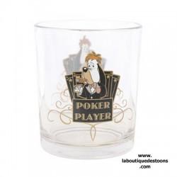 Glas Whisky Droopy (set van 2)