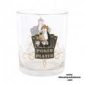 Glass Whisky Droopy (set of 2)