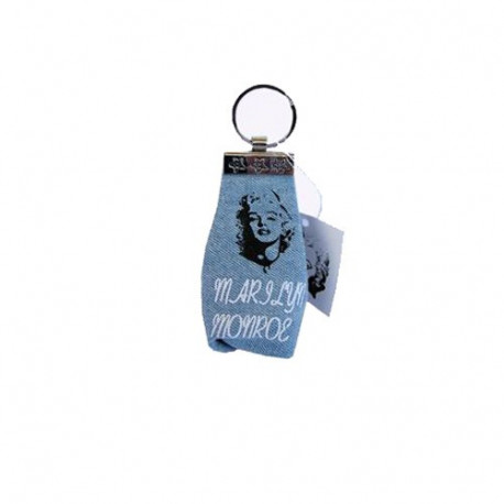 Holder and key currency Marilyn Monroe