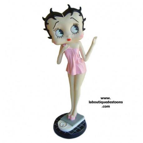 Beeldje Betty Boop balans