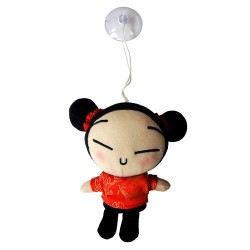 Plush Pucca sucker