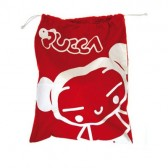 Bag pochon Pucca Red