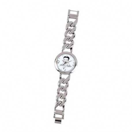 Montre bracelet chaine Betty Boop