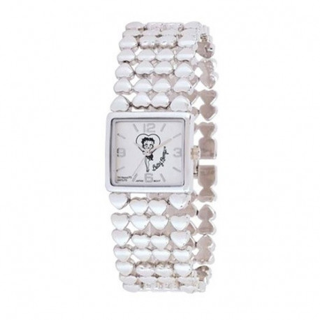 Montre bracelet coeur Betty Boop