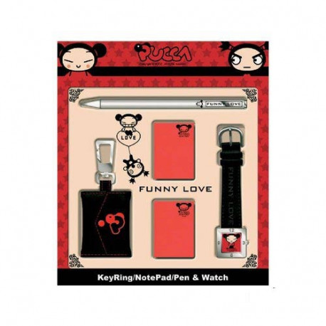 Box Pucca shows