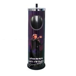 Router di portacenere concerto di Johnny Hallyday