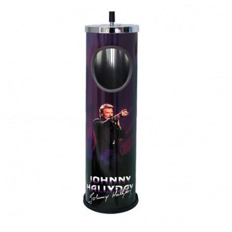 Cendrier toupie Johnny Hallyday Concert