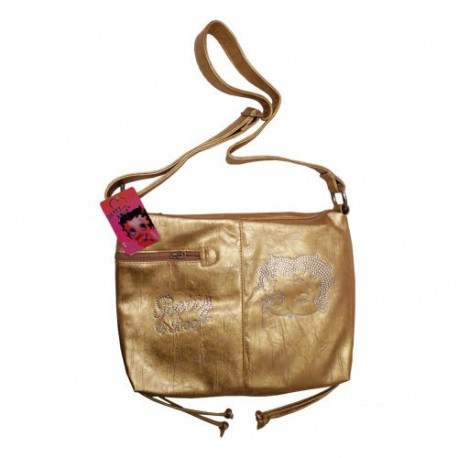 Bolso Betty Boop canadiense gold