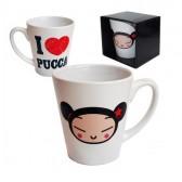 Ik hou van Pucca konisch