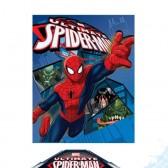 Spiderman Ultimate fleece blanket
