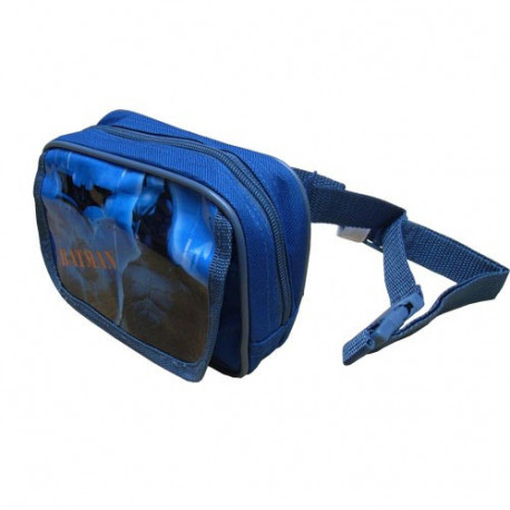 Pouch blue Batman