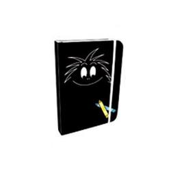 Schwarzen Notizbuch A6 Barbouille