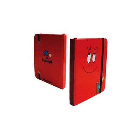 Red Notebook A6 healthfully
