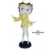 Discoteca di statuetta Betty Boop