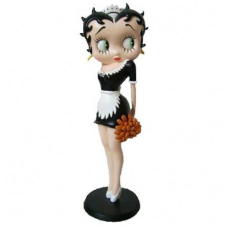 Beeldje Betty Boop Cleaner