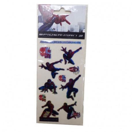 Adesivi di Spiderman